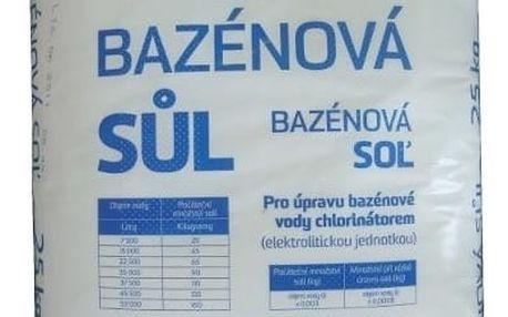 Marimex Bazénová sůl Marimex 25 kg - efekt mořské vody - 11306001