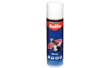 Sprej Bayer Bolfo 250 ml pro psy a kočky
