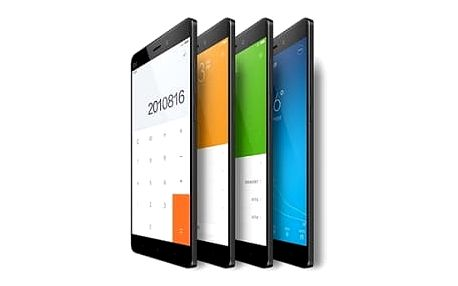 Mobilní telefon Xiaomi MiNote (472295) černý