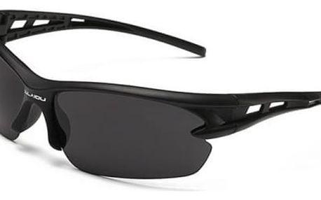 Sportovní unisex sluneční brýle - 3 varianty