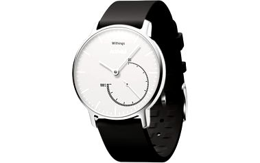 Withings Activité Steel, black&white - 70180101