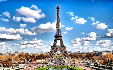 Paříž, Versailes a vesnička Marie Antoinetty