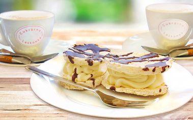 Vzhůru na Karlín: káva a tradiční dezet pro dva