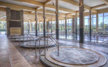 Limitovaná nabídka! Vstup do termálního aquaparku Chocholowskie Termy v Západních Tatrách