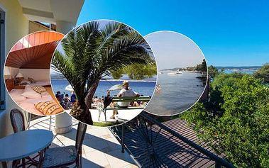 8–10denní Chorvatsko Crikvenica| Dítě ZDARMA | Mudražija*** | Bazén | Pláž 100 m | Polopenze | Garance nejnižší ceny