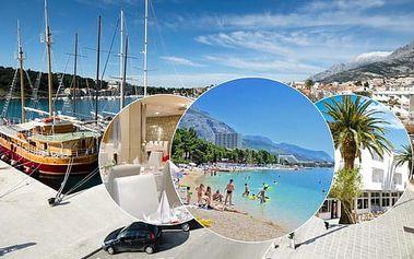 8–10denní Makarská | Dítě do 12ti let ZDARMA | Hotel Palma*** | Bazén | Polopenze | Garance nejnižší ceny