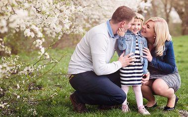 Jarní focení v podhůří Beskyd pro páry i rodiny