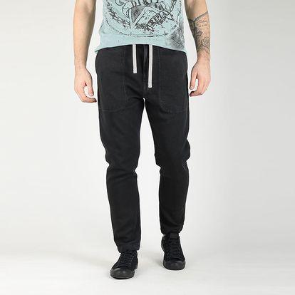 Džíny Replay M6533 Trousers 33 Šedá