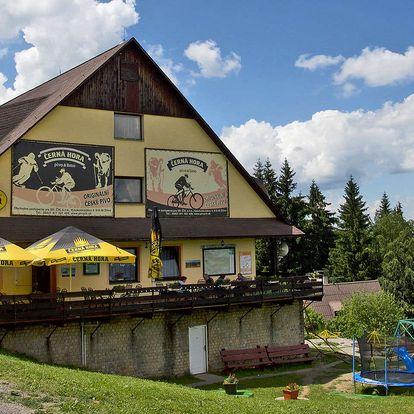 Horský Hotel Fran v Kysuckých Beskydech s neomezeným bazénem a saunou pro dva s dítětem do 10 let ZDARMA