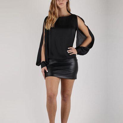 Šaty Replay W9767 L Černá