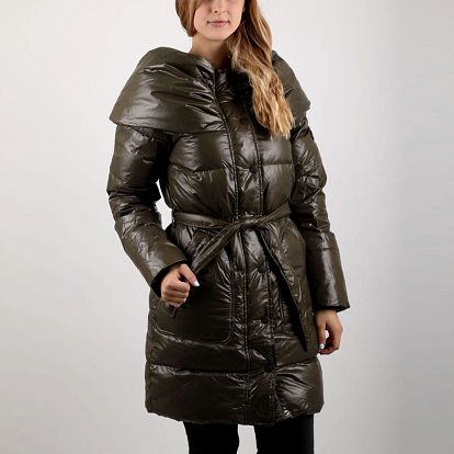 Kabát Replay W7102 S Zelená
