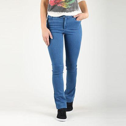 Džíny Replay W8684 Trousers 42 Modrá