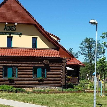 Hotel Agnes u Kutné Hory, pobyt pro dva s BIO polopenzí, exkurzí a ochutnávkou v palírně a moštovně