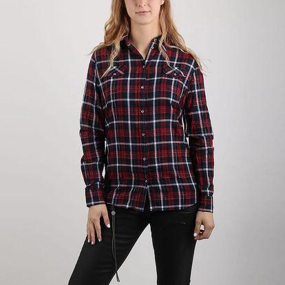 Košile Replay W2624C L Modrá