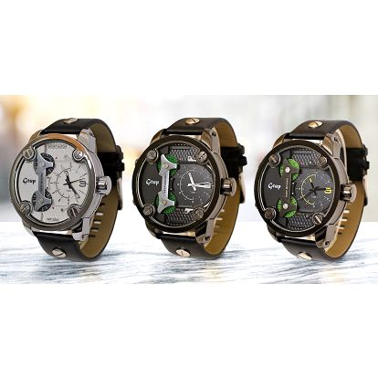Luxusní pánské hodinky Gtup