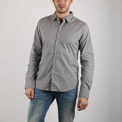 Košile Replay M4870 XL Šedá