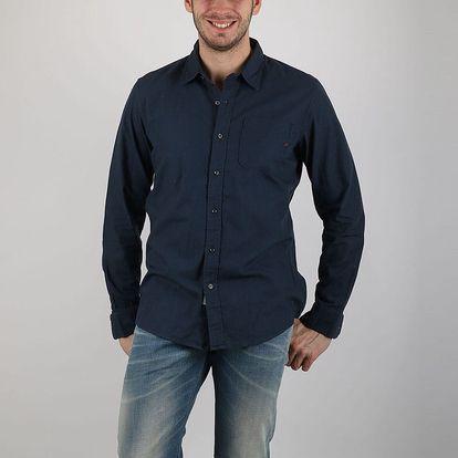 Košile Replay M4858 L Modrá