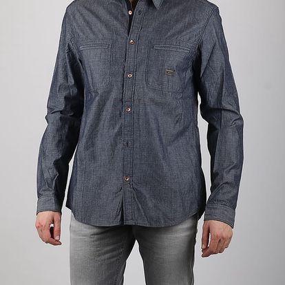 Košile Replay M4887 XL Modrá