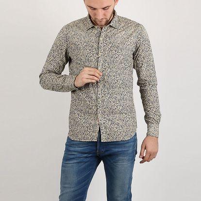 Košile Replay M4863 L Barevná + DOPRAVA ZADARMO