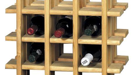 Regál na víno 13010