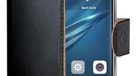 Pouzdro na mobil flipové Celly pro Huawei P9 (WALLY576) černé
