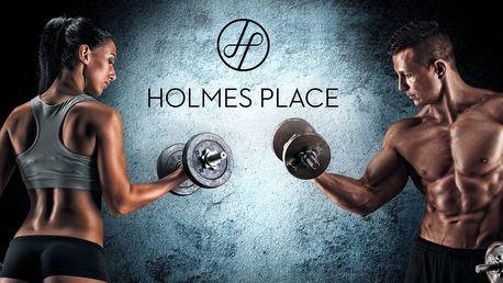 Nabité měsíční členství v centrech Holmes Place
