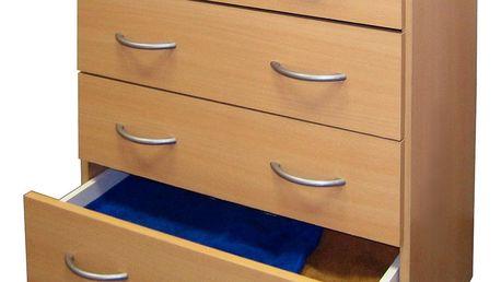 Prádelník se zásuvkami 7982