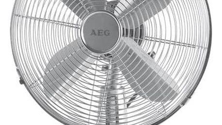 Ventilátor stolní AEG VL 5525 nerez
