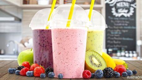 Doplňte vitamíny: 2 ovocné koktejly na Slovanech