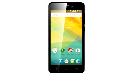 Mobilní telefon Prestigio Wize NK3 Dual SIM (PSP3527DUOBLACK) černý SIM s kreditem T-Mobile 200Kč Twist Online Internet (zdarma)Software F-Secure SAFE 6 měsíců pro 3 zařízení (zdarma)