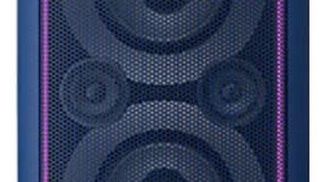 Sony GTK-XB5, modrá - GTKXB5L.CEL