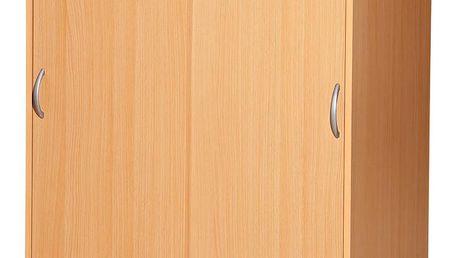 Skříň s posuvnými dveřmi 5699A