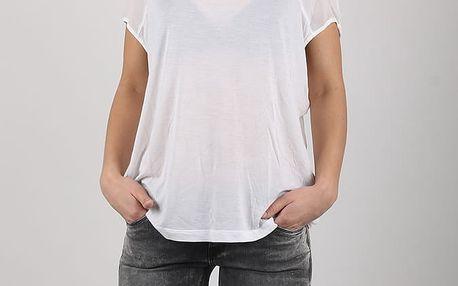 Tričko Replay W3552 L Bílá