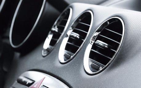 Kontrola, plnění a čištění klimatizace ve voze