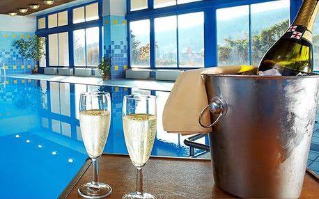 3 až 6denní wellness pobyt pro 2 v hotelu Harmonie v Luhačovicích