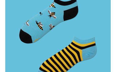 Ponožky Many Mornings Bee Bee low, vel. 39/42