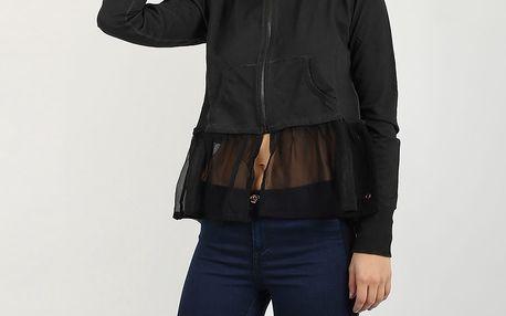 Mikina Replay W3082 Sweatshirts L Černá