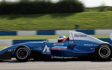Exkluzivní jízda v závodní formuli Renault 2.0