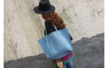 Dámská taška v měkkém provedení - 7 barev