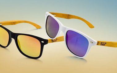 Bambusové sluneční brýle Woodfarer s polarizovanými skly