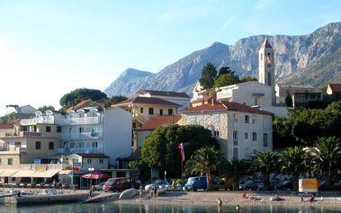 Chorvatsko, Makarská riviéra - Drvenik/Baška Voda/Gradac 16-25/9: 10denní zájezd pro 1 osobu