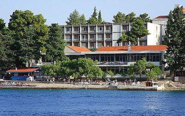 Chorvatsko - Korčula na 10 dní, polopenze nebo snídaně s dopravou autobusem