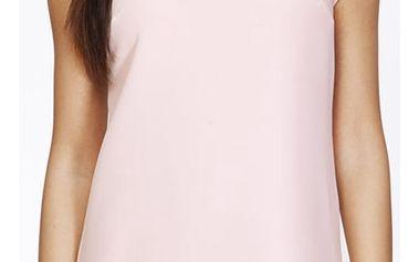 Světle růžové šaty ASU0017