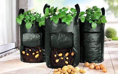 Pytle na pěstování brambor, 3 ks