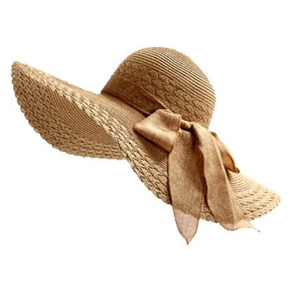 Romantický klobouček s mašlí - 3 barvy