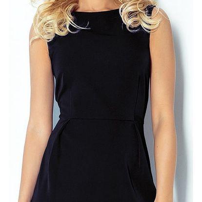 Černé šaty 103-3
