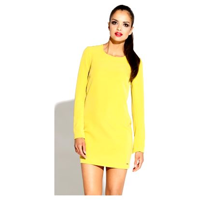 Žluté šaty Miko