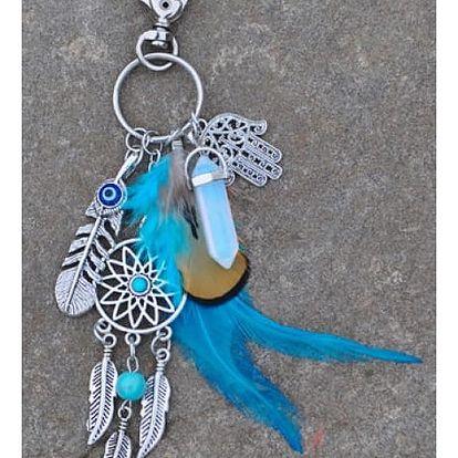 Přívěsek na klíče Ochranné amulety
