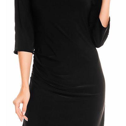 Černé šaty A131