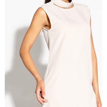 Béžové šaty Brax